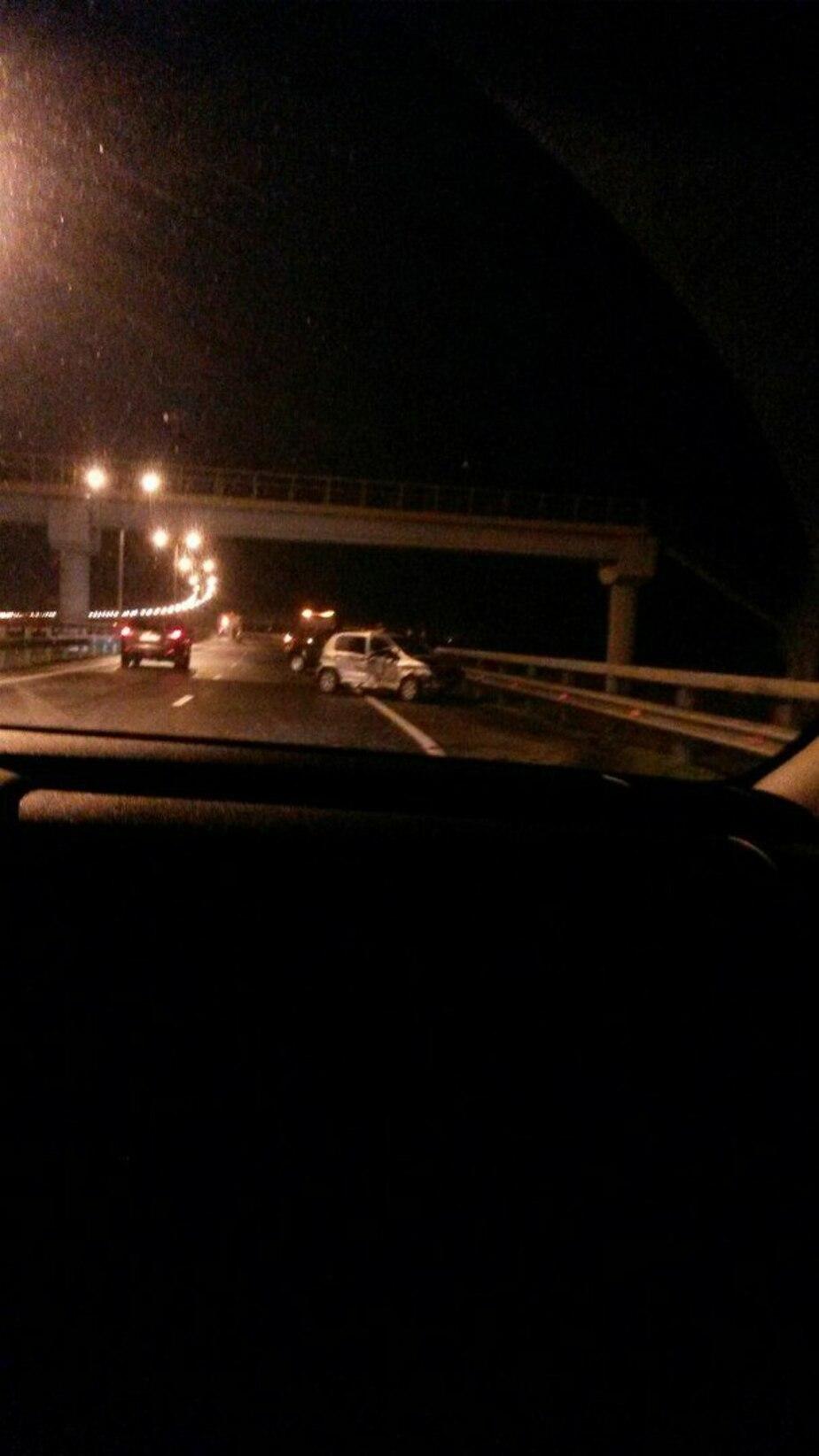 Водители: гололед на калининградских дорогах стал причиной многочисленных ДТП - Новости Калининграда