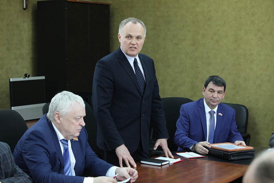 Фото: пресс-служба думы Калининградской области