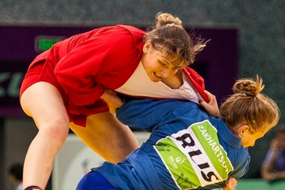 Калининградская спортсменка стала чемпионкой мира по самбо