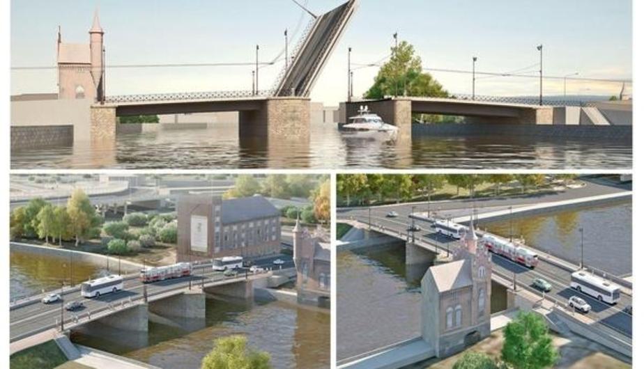 Мэрия решила, какой мост на Октябрьском острове и когда отремонтируют первым - Новости Калининграда