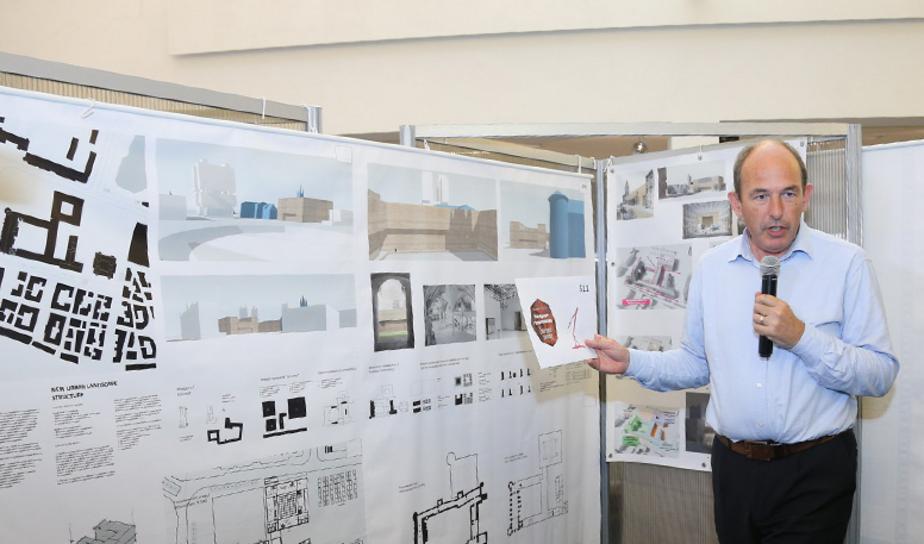 Итоги конкурса: калининградский архитектор обустроит исторический центр по примеру замков Восточной Пруссии - Новости Калининграда