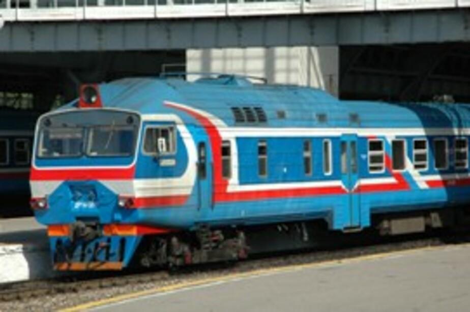 Назначен ещё один поезд Калининград — Балтийск - Новости Калининграда