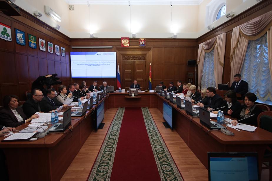 В калининградском правительстве ликвидировали одно агентство - Новости Калининграда