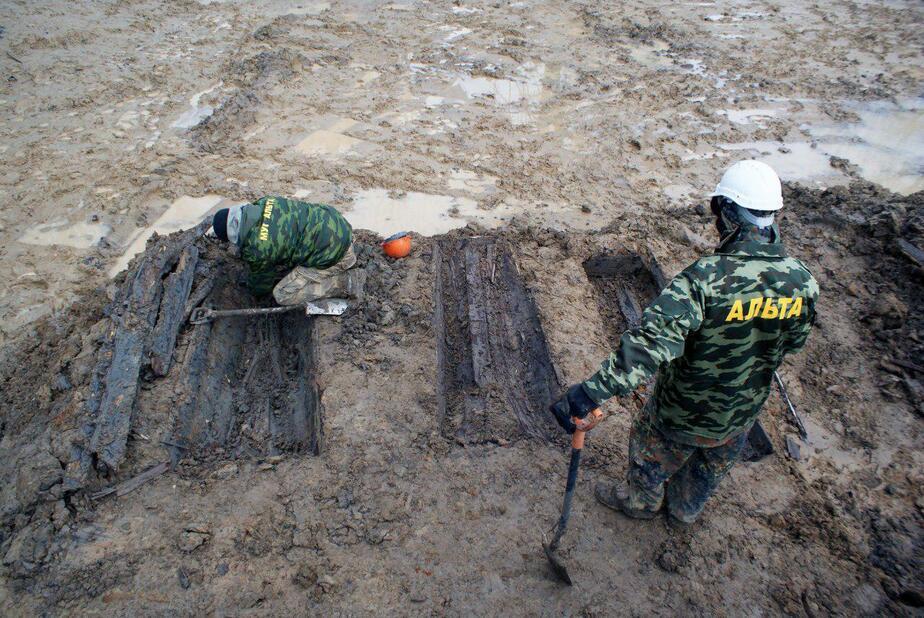 В районе улицы Гагарина предположительно находится 14 крупных немецких захоронений - Новости Калининграда