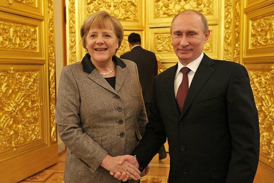 Меркель: Без России Европа не справится с беженцами из Сирии  - Новости Калининграда