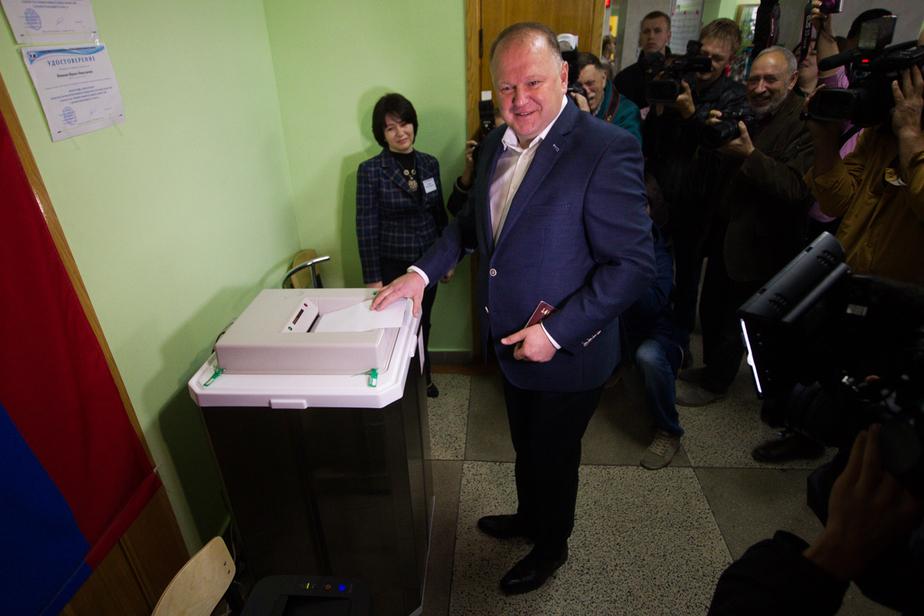 Избирком: Цуканов победил на выборах губернатора, явка составила 39,5% - Новости Калининграда