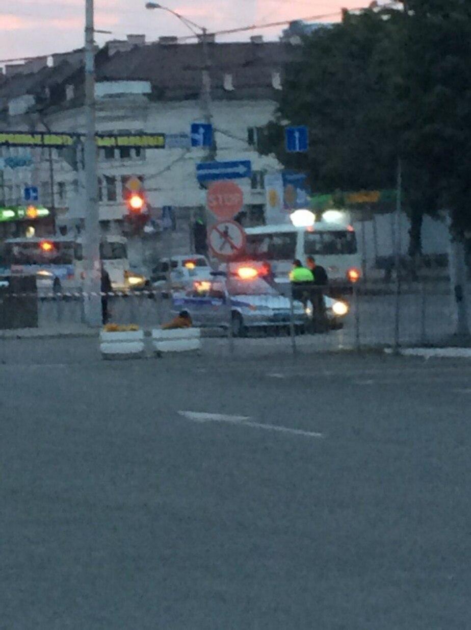 В Калининграде заминировали автовокзал - Новости Калининграда
