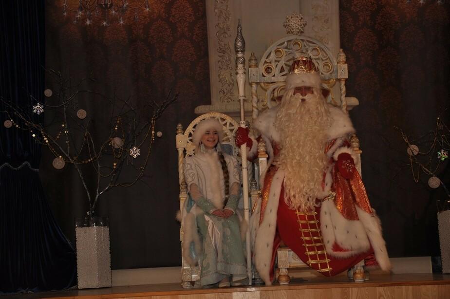 Завтра в Калининград приедет Дед Мороз из Великого Устюга
