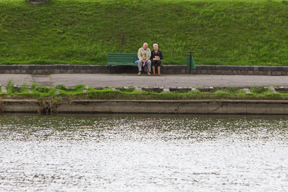 Почти половина калининградских пенсионеров считают себя счастливыми - Новости Калининграда