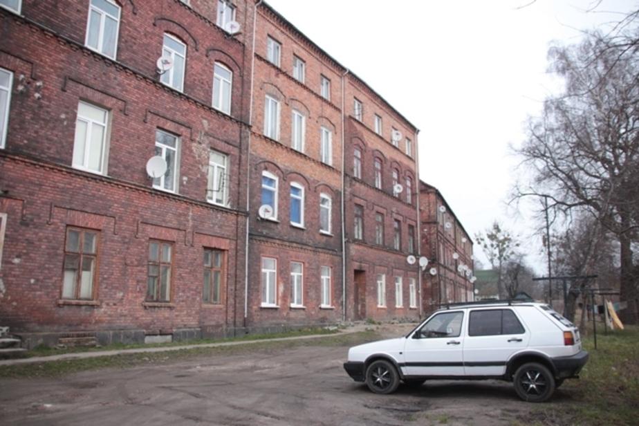 Под Калининградом дом, построенный в 19-м веке, поставили в очередь на капремонт на 2045 год