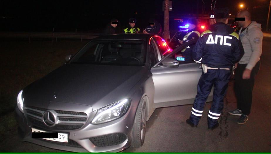Полиция задержала стрелков из Приморья, вымогавших деньги у ловцов янтаря - Новости Калининграда