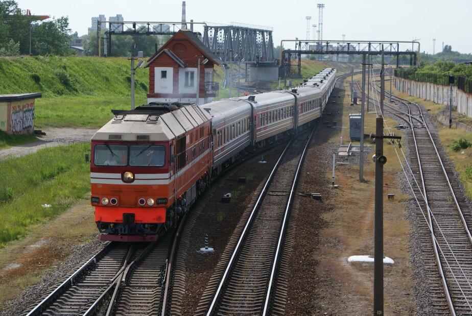 23 июня два поезда из Калининграда в Черняховск изменят график движения - Новости Калининграда