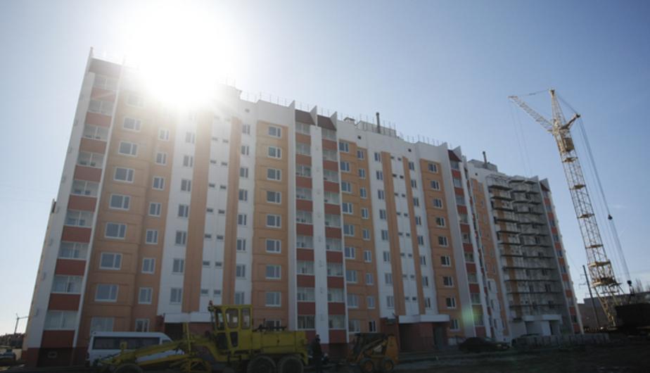 В Калининградской области объем жилищного строительства за год снизился на 314 тысяч кв.м - Новости Калининграда