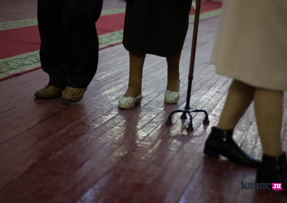 Пенсионный фонд: только треть калининградских пенсионеров — мужчины - Новости Калининграда