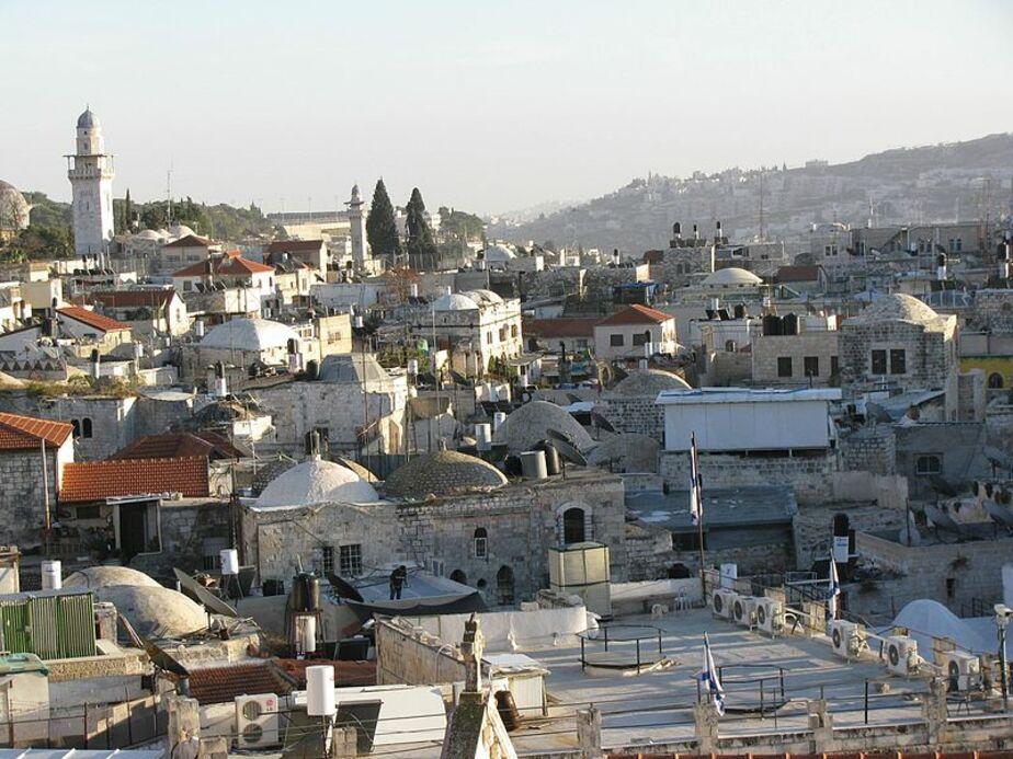 В Иерусалиме грузовик врезался в толпу прохожих, трое погибли - Новости Калининграда