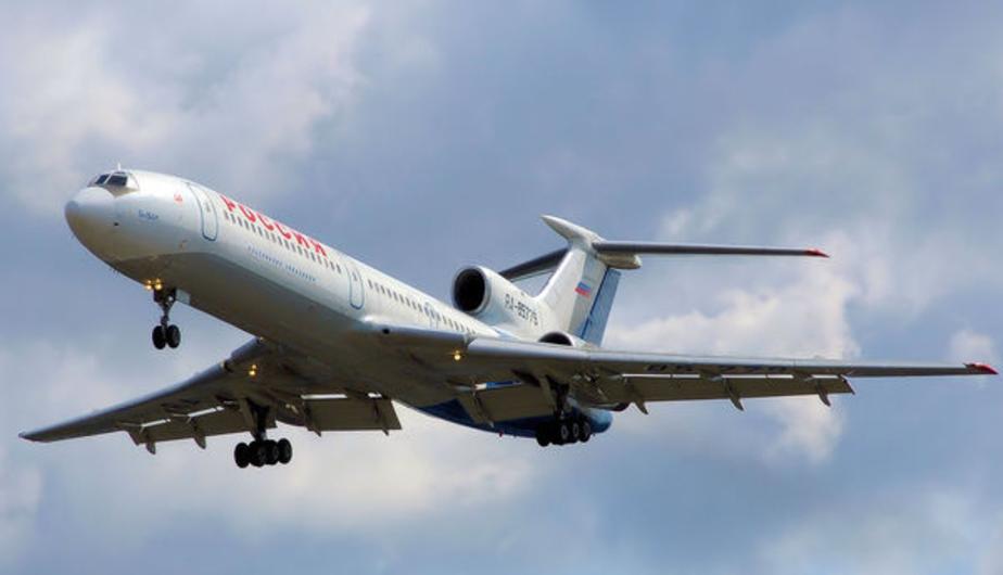 СМИ: самолёт Ту-154, разбившийся над Чёрным морем, сел на воду под контролем пилота  - Новости Калининграда