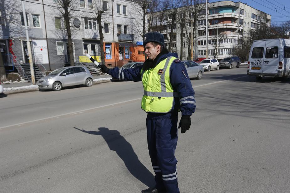 ГИБДД массово проверит трезвость калининградских водителей