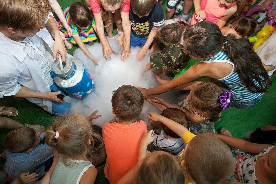 Криошоу и напитки из азота: как повеселиться с детьми в эти выходные (расписание) - Новости Калининграда