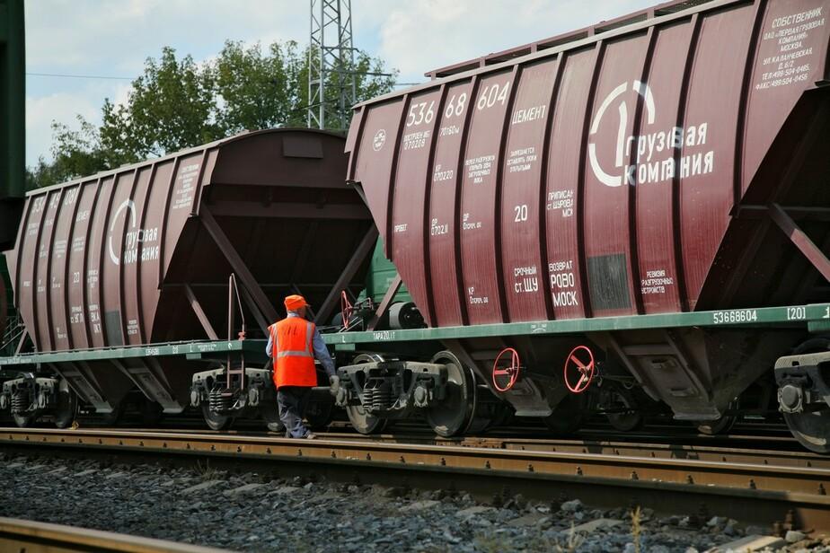 Объём перевозок цемента и строительных грузов в Калининградской области увеличился в 7,5 раз  - Новости Калининграда