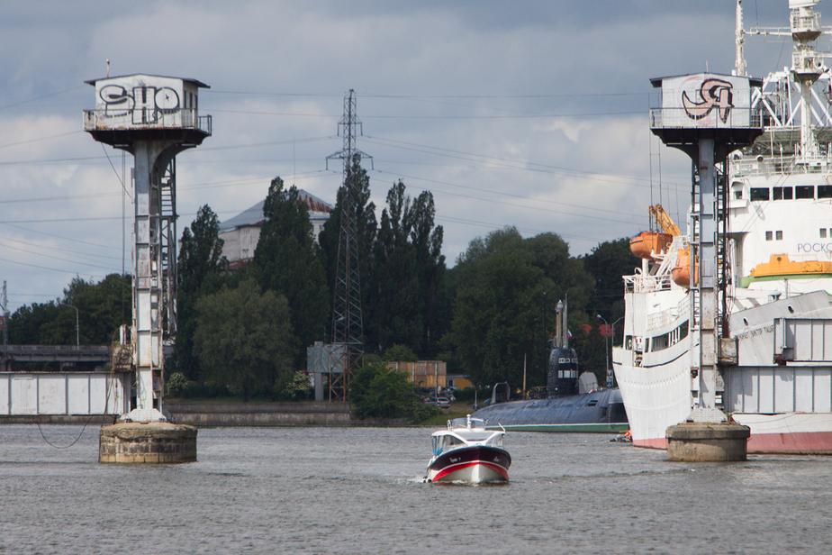 В Калининграде восстановят железнодорожный мост через Преголю - Новости Калининграда