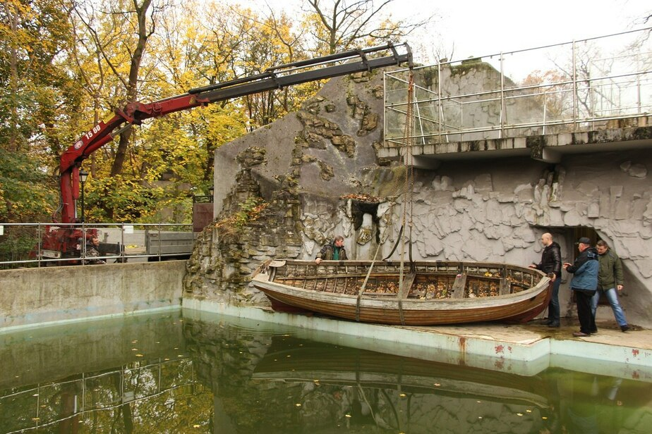 Фото: предоставлено пресс-службой Калининградского зоопарка