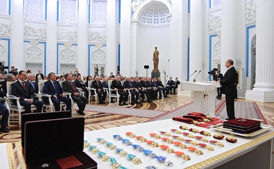 Владимир Путин рассказал, в чём сила россиян