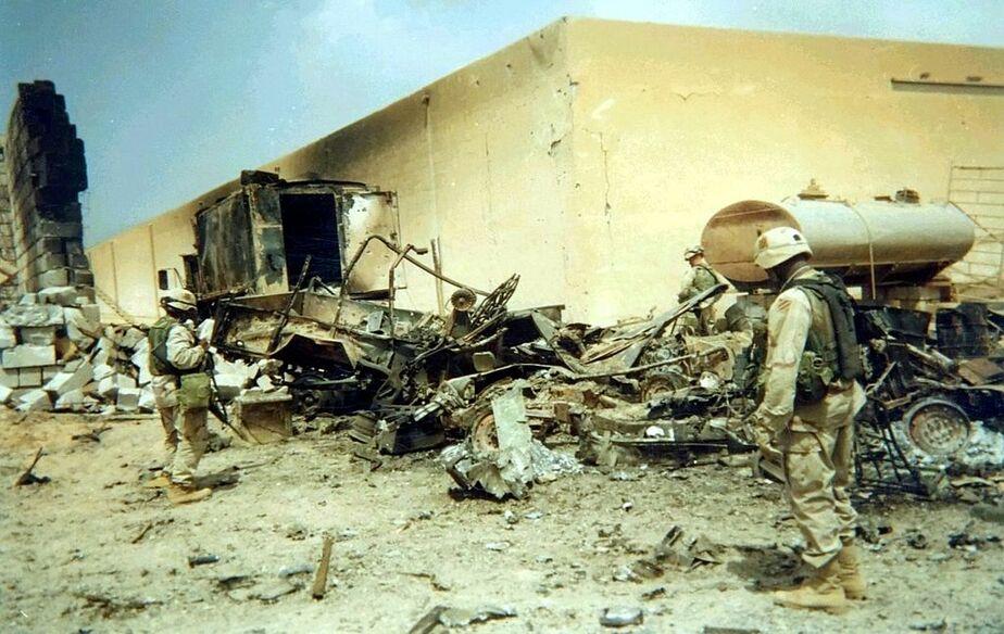 ООН: вторжение США в Ирак было неверным шагом, спровоцировавшим появление ИГИЛ - Новости Калининграда