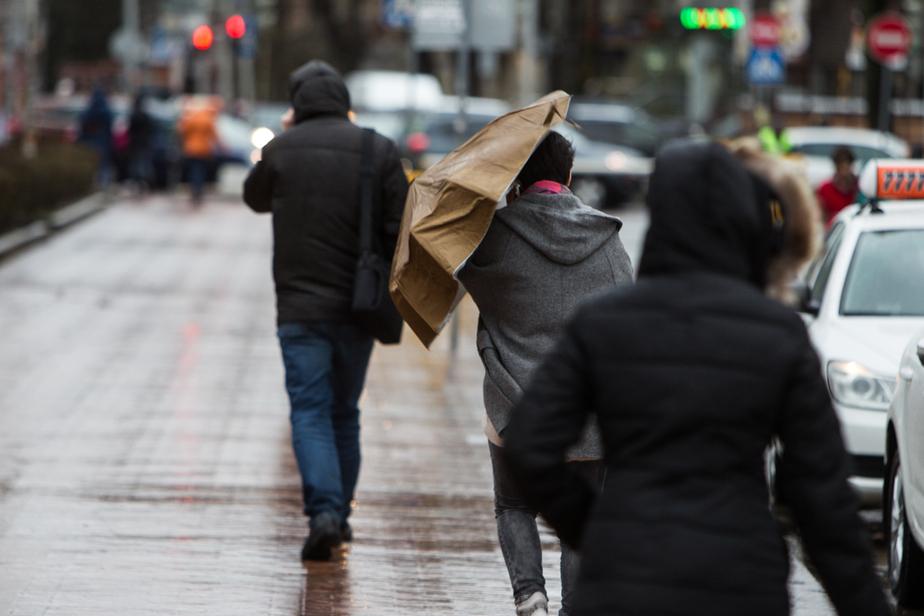 В субботу в Калининграде ожидается снег с дождём - Новости Калининграда