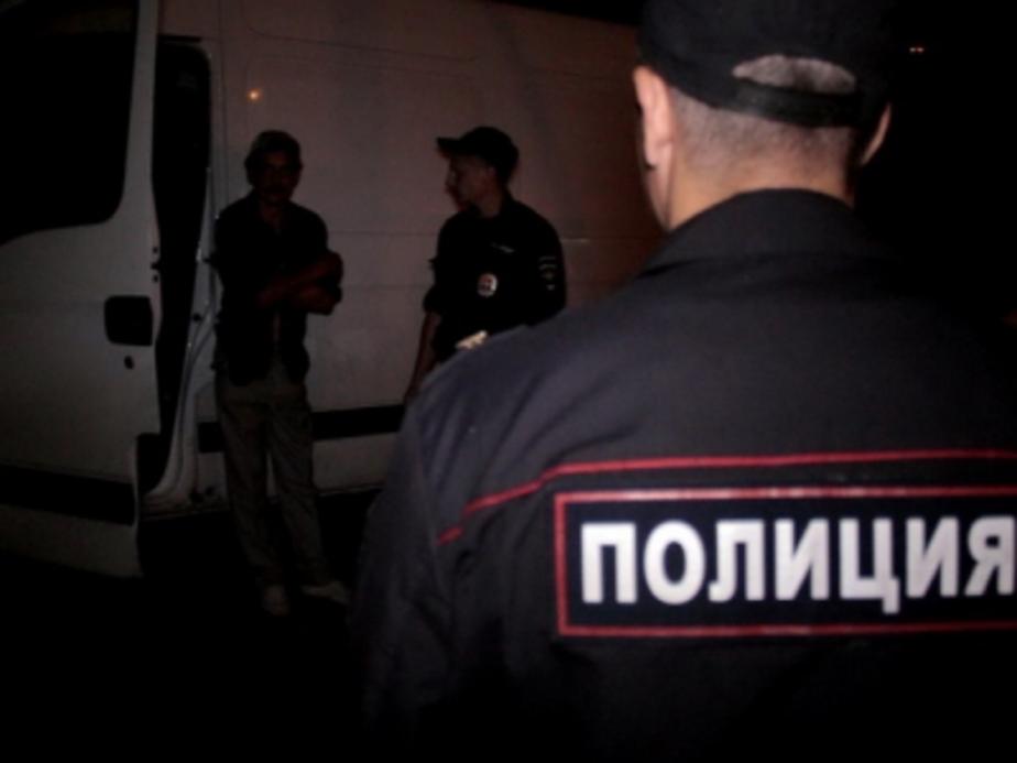 В Калининграде полицейские задержали водителя, решившегося на кражу топлива, чтобы заправиться - Новости Калининграда