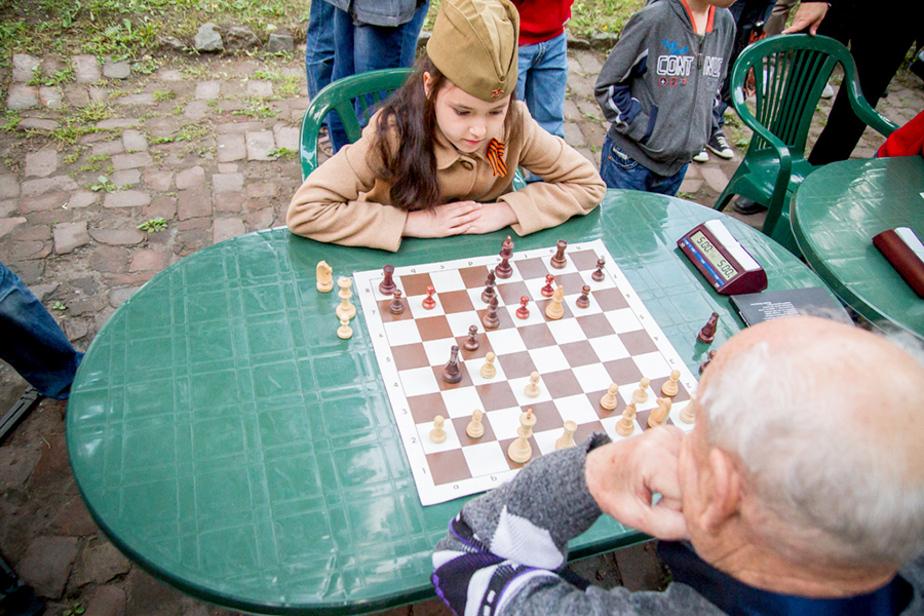 В Калининграде стартовал чемпионат России по шахматам - Новости Калининграда