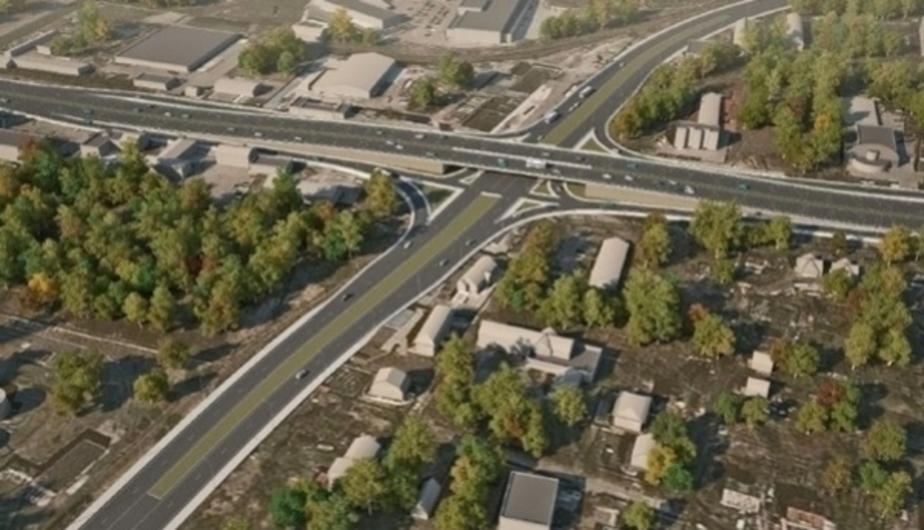 На строительство 2-й части Восточной эстакады в Калининграде потратят 588 млн рублей   - Новости Калининграда