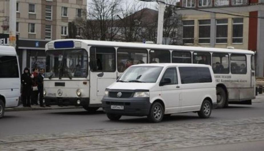 Ярошук: Калининградцев до сих пор возят 30-40-летние автобусы - Новости Калининграда