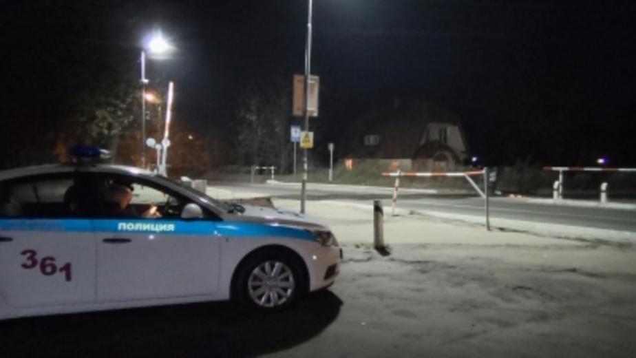 ГИБДД преследовала пьяного водителя БМВ, разогнавшегося до 100 км/ч в центре Калининграда (видео) - Новости Калининграда