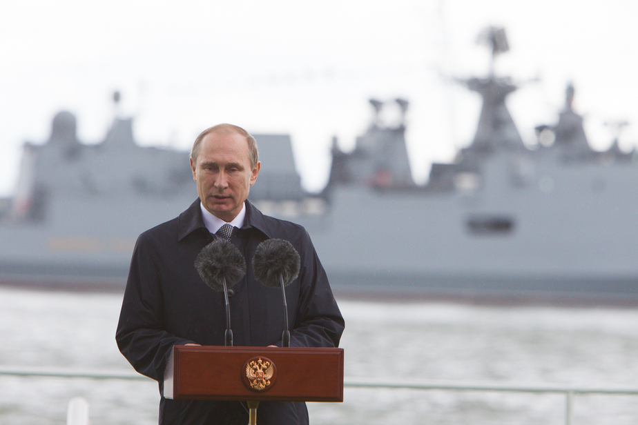 Кремль разослал 1000 чиновников сборник главных цитат Путина