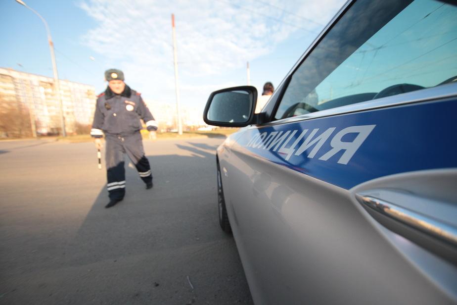 ГИБДД  призывает водителей соблюдать скоростной режим в дождь - Новости Калининграда