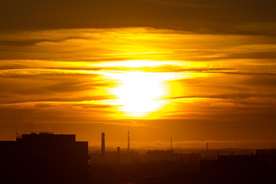 В Калининграде на выходных температура поднимется до +23 градусов  - Новости Калининграда