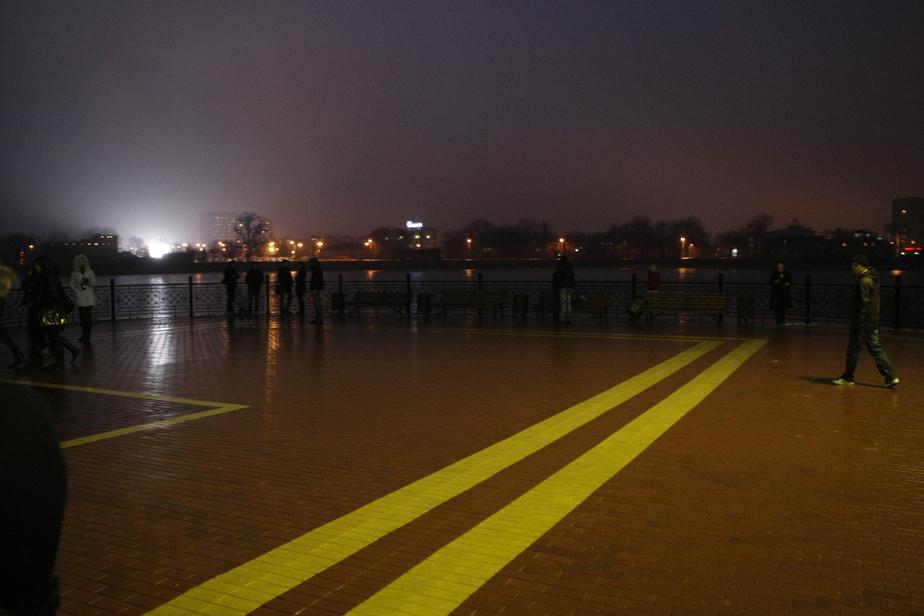 На уличное освещение Калининграда вечером нашли 40 млн - Новости Калининграда