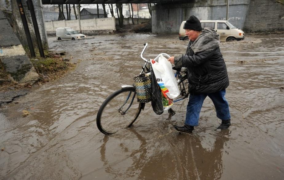 Калининградцев ждет дождливая неделя  - Новости Калининграда
