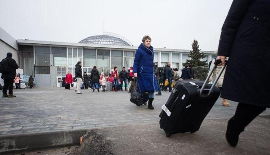 Во вторник задержаны и отменены несколько авиарейсов из Калининграда в Москву и Санкт-Петербург - Новости Калининграда