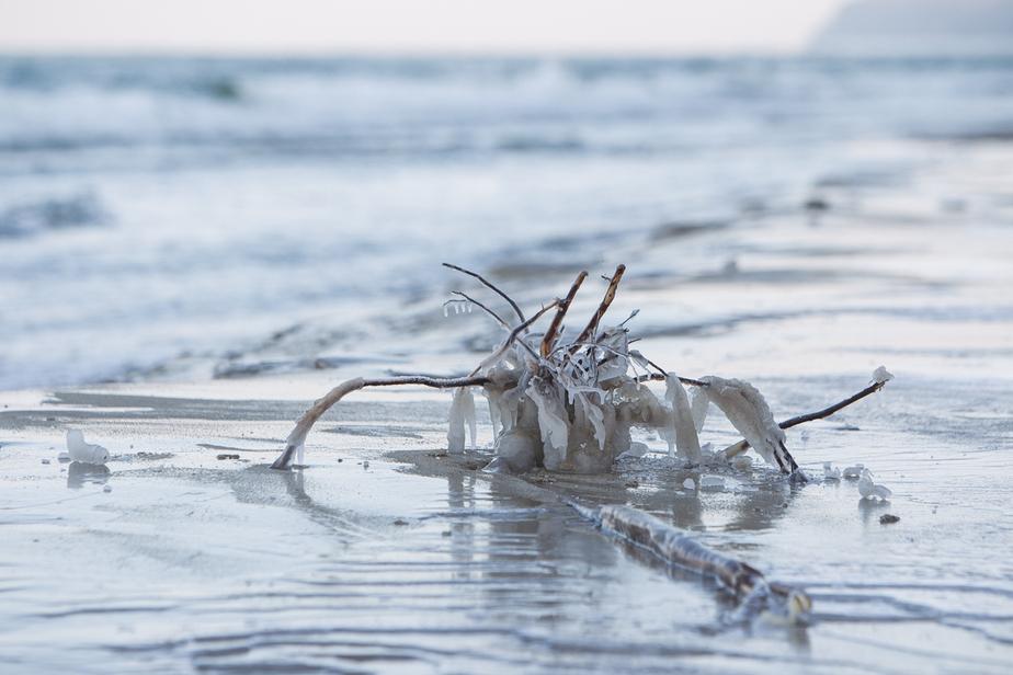 Калининград встречает Крещение льдом на озёрах