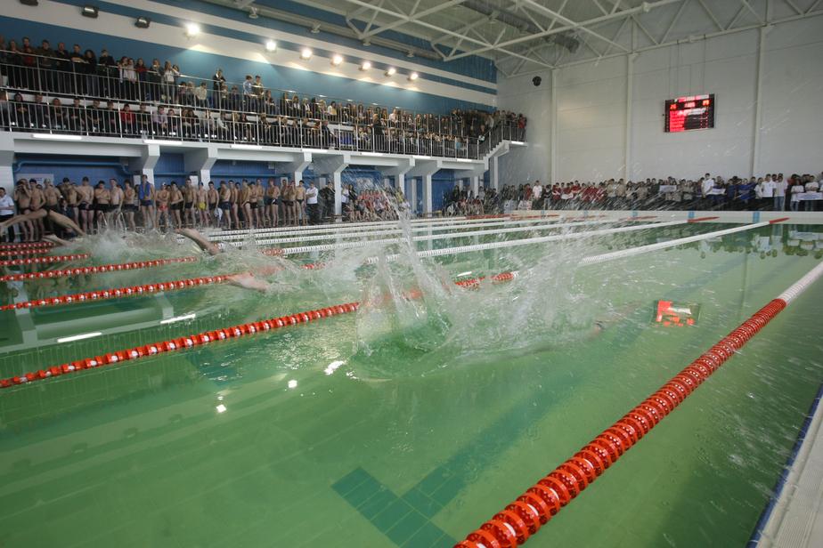 В октябре в Калининграде пройдёт фестиваль плавания: началась регистрация участников  - Новости Калининграда
