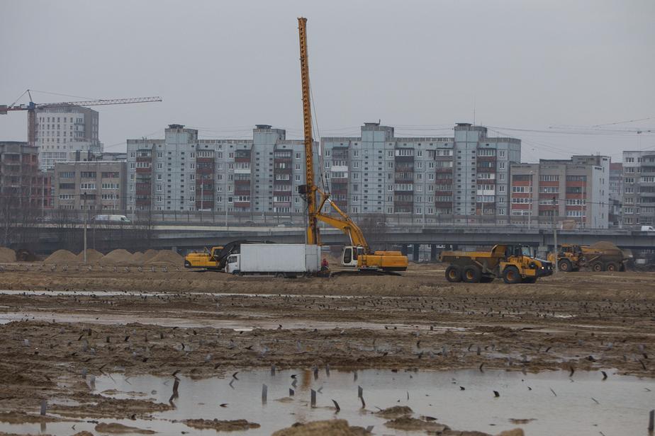 Стройплощадка стадиона к ЧМ-18 потребляет энергии больше, чем некоторые города региона - Новости Калининграда