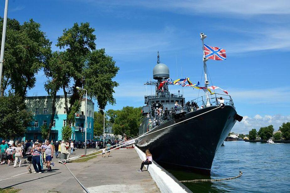В Балтийске на публичных слушаниях одобрили план застройки побережья