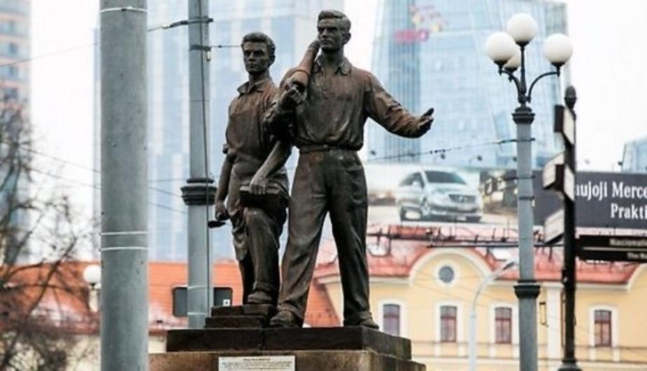 На следующей неделе в Вильнюсе с Зеленого моста начнут демонтировать советские скульптуры  - Новости Калининграда