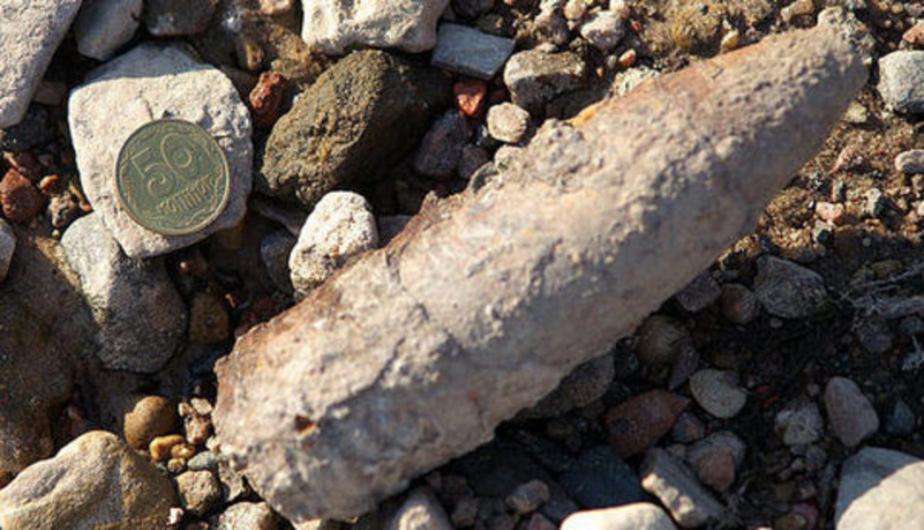В поселке Взморье найдены артиллерийские снаряды - Новости Калининграда