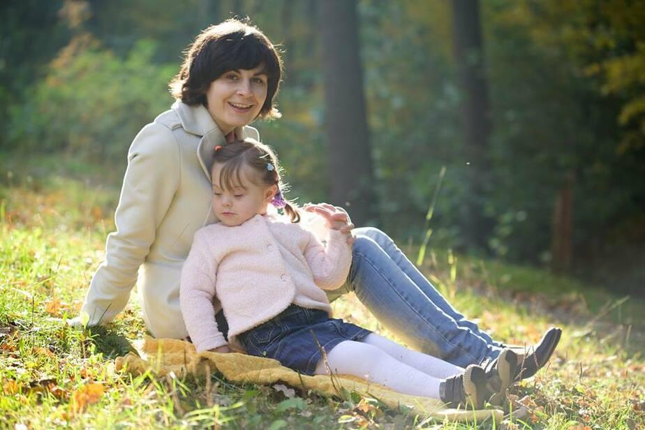 В Центральном парке Калининграда девочку с синдромом Дауна пытались выгнать  с батута - Новости Калининграда