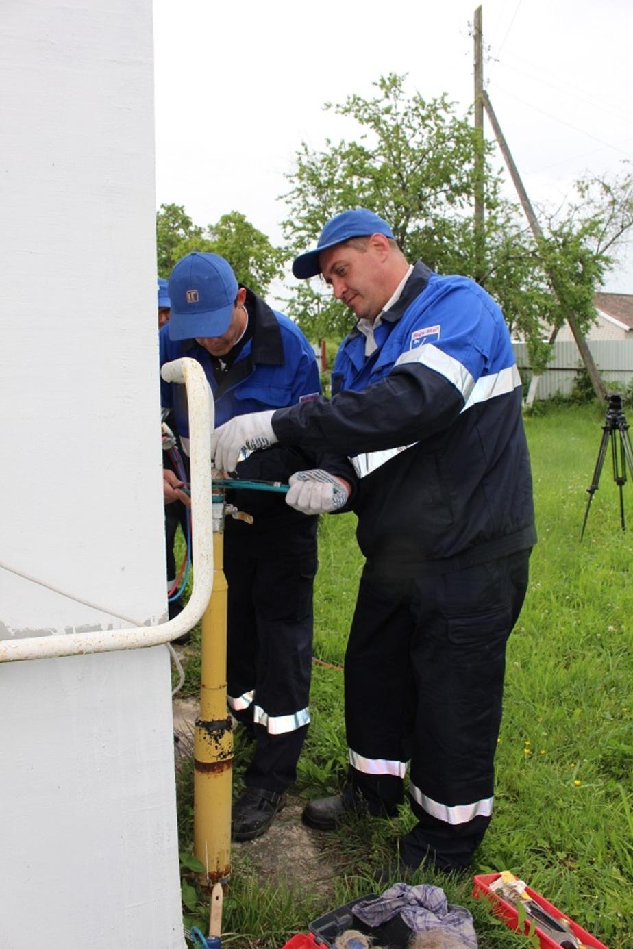 В Краснознаменске недобросовестных абонентов отключили от газоснабжения за долги - Новости Калининграда