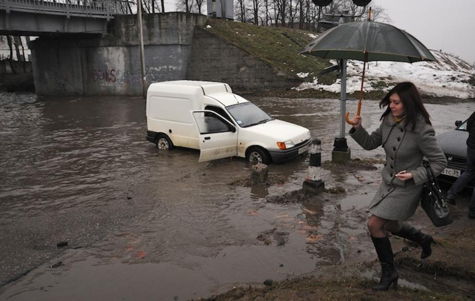 Синоптики: Оттепели в Калининградской области задержатся