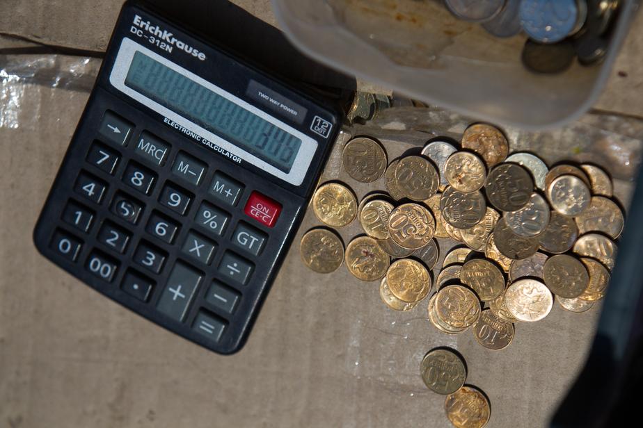 Росстат: реальные зарплаты россиян снижаются быстрее, чем во время кризиса 2009 года