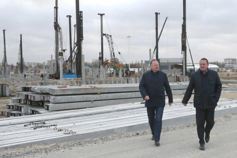 Цуканов: Контракт на строительство стадиона к ЧМ-2018 подписан